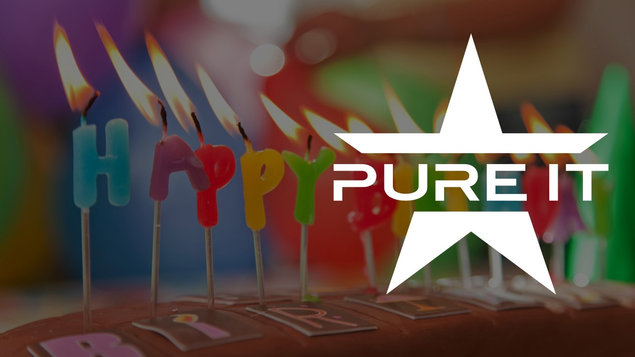 Pure IT 3rd Birthday